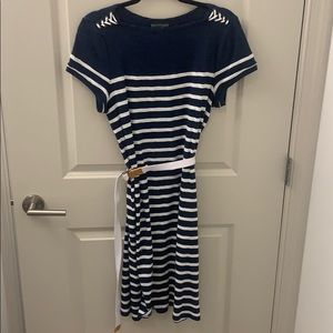 Ralph Lauren Nautical T Shirt Dress